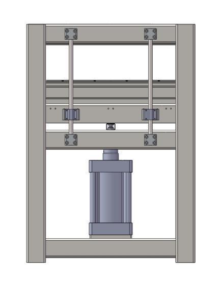小型壓板機熱壓機 1