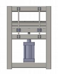 小型压板机热压机
