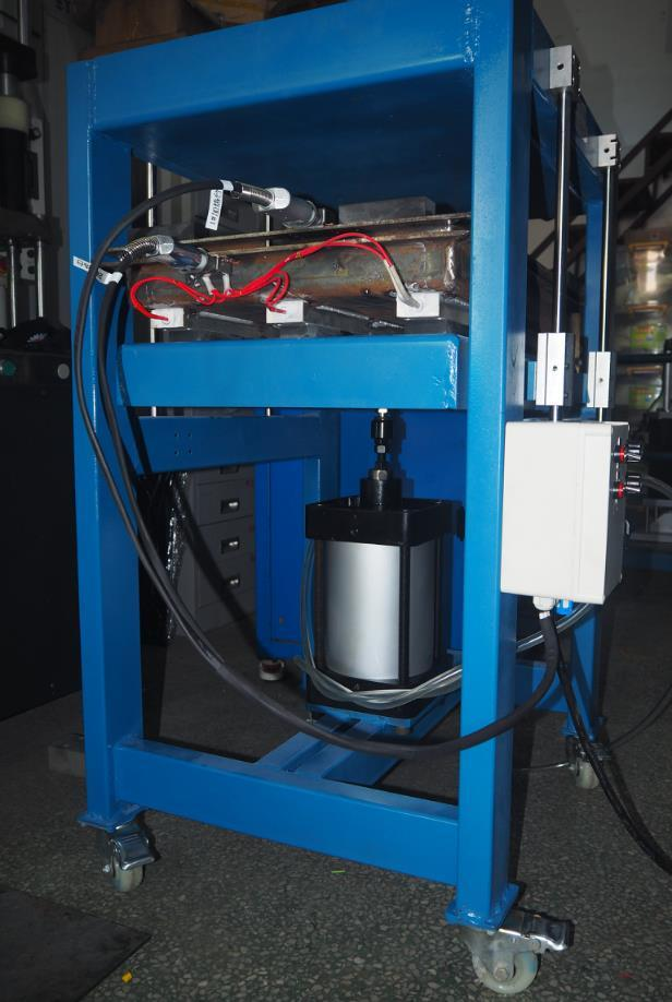 小型壓板機熱壓機 3
