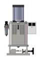 微型气动人力复合注塑机