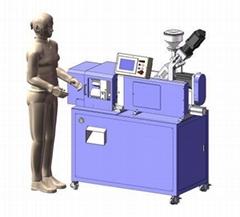 全电动卧式微型注塑机