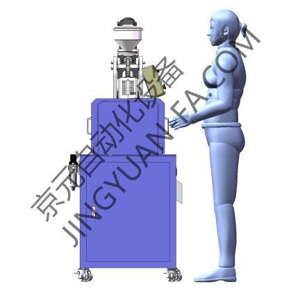 Full servo motor horizontal micro injection molding machine 2