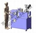 Full servo motor horizontal micro injection molding machine 1
