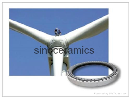 Special bearings for wind power generation 2