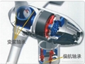 Special bearings for wind power generation 3