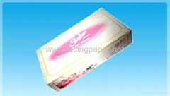 Facial Tissue paper (Box Tissue)