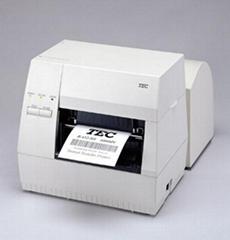 TEC B-452汽车配件条码标签打印机