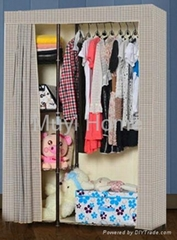 Wardrobe With Shoe Rack My-T145A