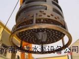 污水处理专用潜水搅拌污泥泵 2