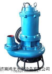污水处理专用潜水搅拌污泥泵 5