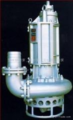 高效潜水铁砂泵