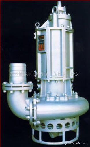 不锈钢排污泵  2