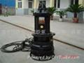 不锈钢排污泵  4