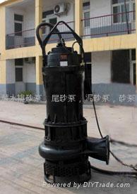 耐磨潜水抽泥泵 1