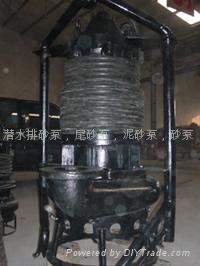 耐磨潜水抽泥泵 4