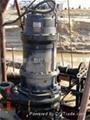 耐磨潜水砂浆泵 4