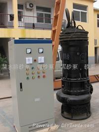 立式泥沙泵 4