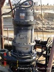 耐磨污泥泵