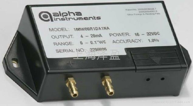 微差壓傳感器 1