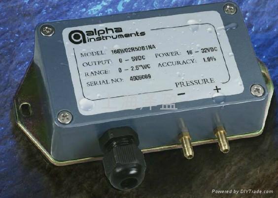微差壓變送器 4