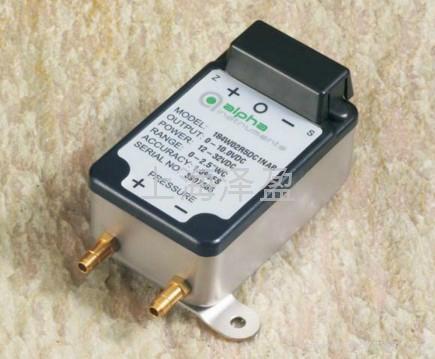 微差压传感器 2
