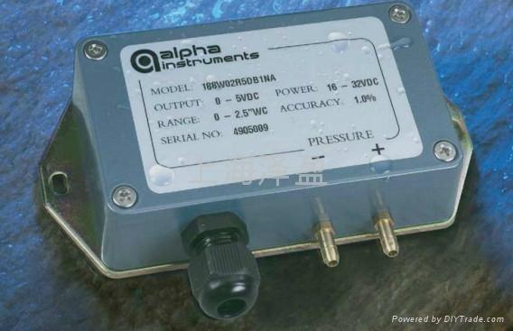 微差压传感器 3
