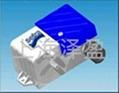 SETRA266微差壓傳感器微