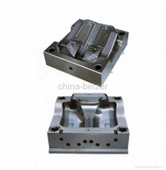 Precise injection plastic mould