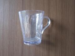 Clear PS mug