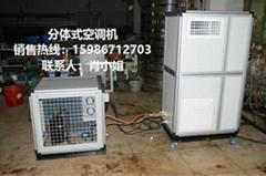 風冷分體式空調機