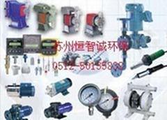 日本IWAKI磁力泵計量泵配件