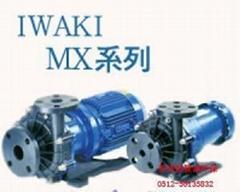 日本IWAKI易威奇磁力泵