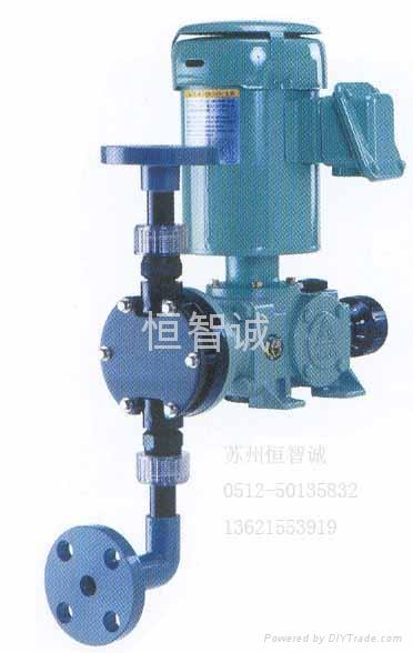 IWAKI自動添加泵計量泵 1