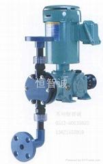 IWAKI自動添加泵計量泵