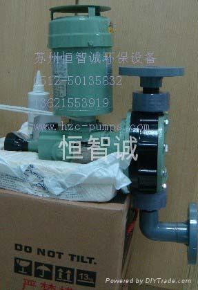 IWAKI自動添加泵計量泵 2