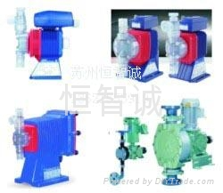 IWAKI自動添加泵計量泵 3