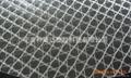 环保透明双面贴合PEVA夹网布(防水) 2