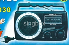 3 band radio ST-3030