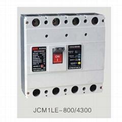 JCM1LE-630/4300漏电断路器