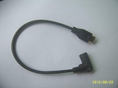 Power supply Charger Adapter cable for Vx670 VX680 VeriFone CBL 268-004-01-C