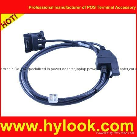 Ingenico 296114829 Ethernet Cable for ingenico Ipp320 ipp350 isc250 -