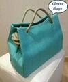 Lady hand bag, shopping bag