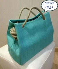 Lady hand bag, shopping bag