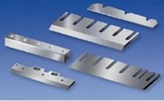 AISI A8 alloy steel chipper knife, flaker knife for pallmann