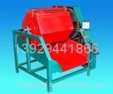 水平式PU胶滚桶研磨机滚筒式研磨机 2