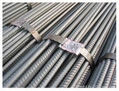 HRB335/HRB400/HRB500 Deformed steel bar supplier(in stock)