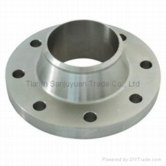 Tianjin Stainless steel Flanges supplier (in stock)