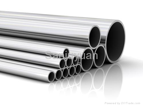 China seamles P11 p22 p5 p9 alloy steel pipe supplier 3