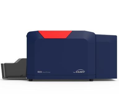 国产飒瑞双面证卡打印机 4