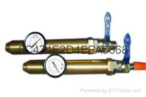 IPX5/6充電樁防沖水試驗裝置 1